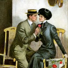Пары Современные