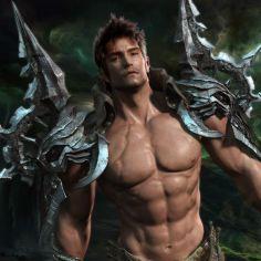Мужчины Fantasy